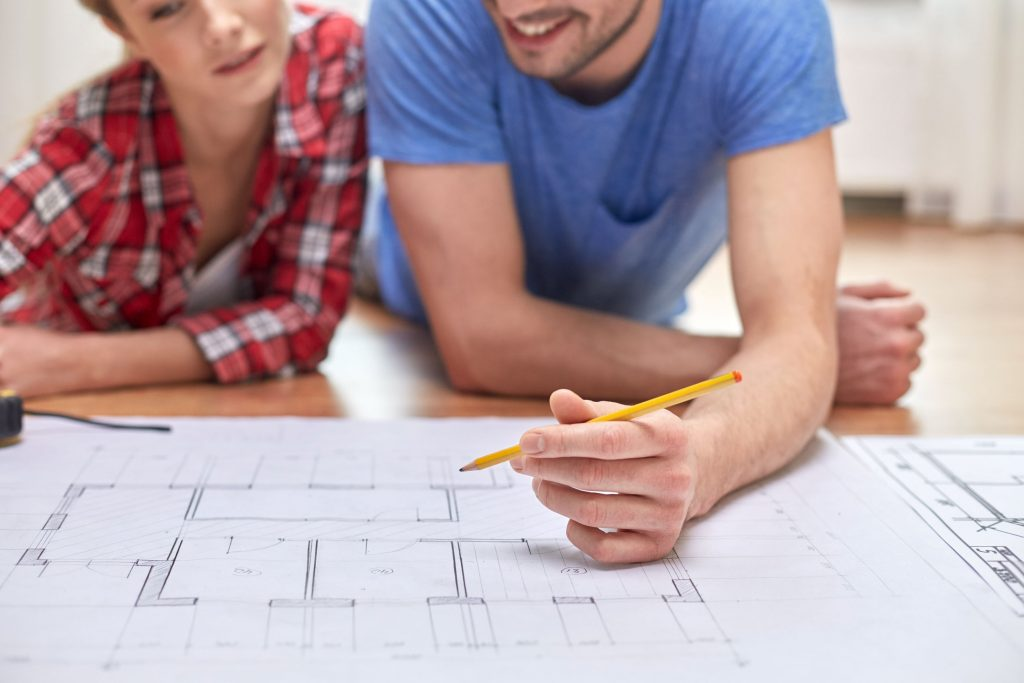 S. Brown Construction Co. provides expert tips for living at home during a remodel.